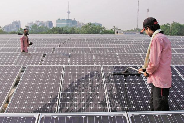 征收太阳能进口税致印度太阳能电力成本上升