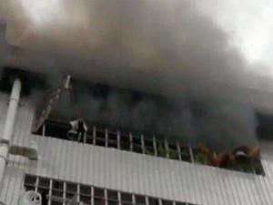 深圳住户违规组装使用太阳能储电设备终酿火灾