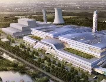 全球最大垃圾焚烧发电厂年后进入施工快车道