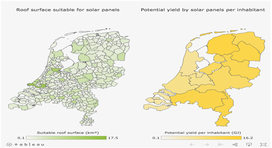 德勤:发展屋顶太阳能可以满足荷兰一半用电需求