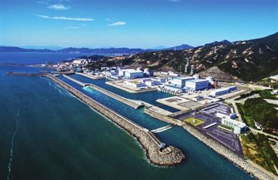 大亚湾核电再夺两项