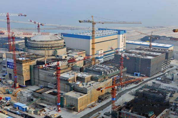 世界首台欧洲先进压水堆核电机组在我国投入运行