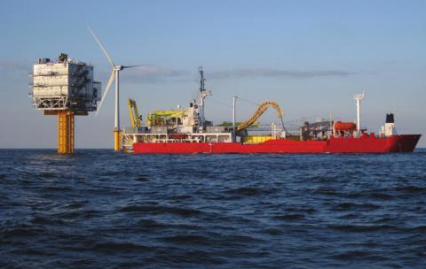 电缆终生监测项目启动 减少海上风电场故障