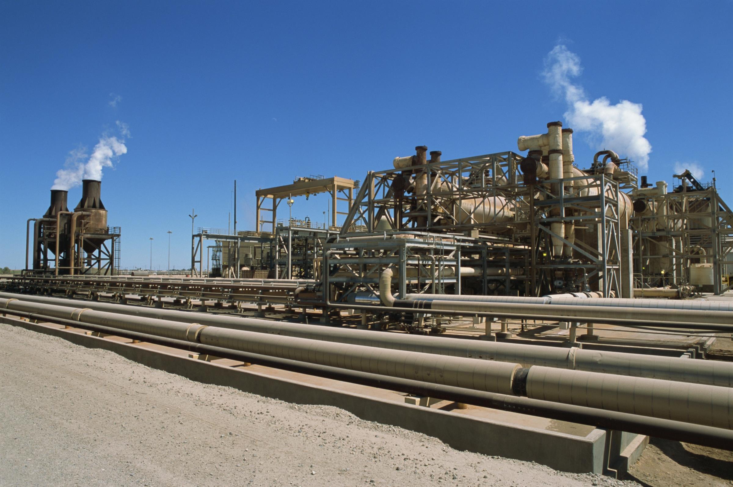 未来7年美国天然气产业投资需求达1700亿美元