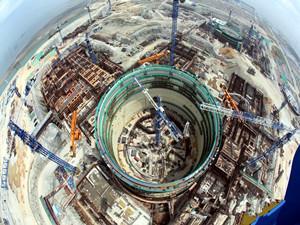 福清核电5号机组堆内构件在我国东海之滨正式发运
