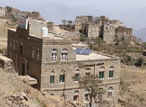 世界银行为也门提供太阳能系统资金