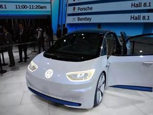 大众汽车计划每年生产多达50万辆电动汽车电池组