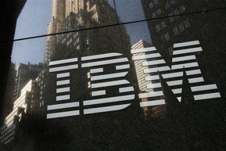 IBM第一季度净利润同比降4%