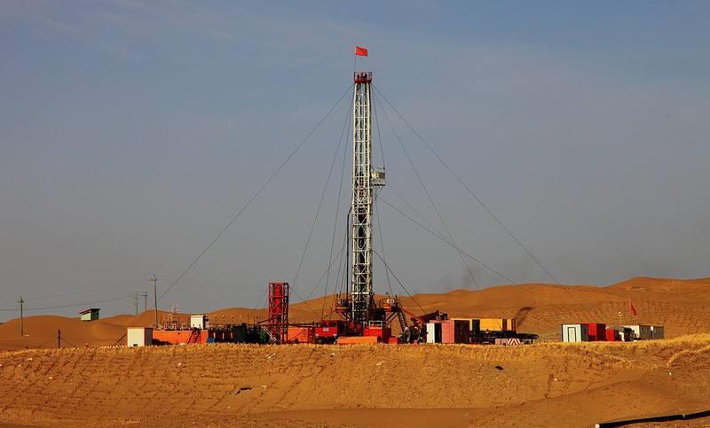 中石油塔里木油田 累计生产油气当量突破3亿吨
