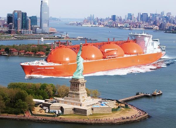 2013-2050年LNG活动对美经济贡献达1.66万亿美元