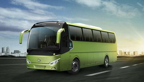 3辆全电动巴士样车在多伦多亮相