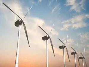 广西桂冠电力宾阳马王风电场首台机组正式投入商运