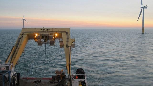 中国海装H171-5MW海上风电机组喜获型式认证