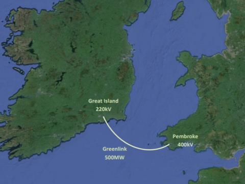 英国-爱尔兰Greenlink互联项目即将开展海上调研