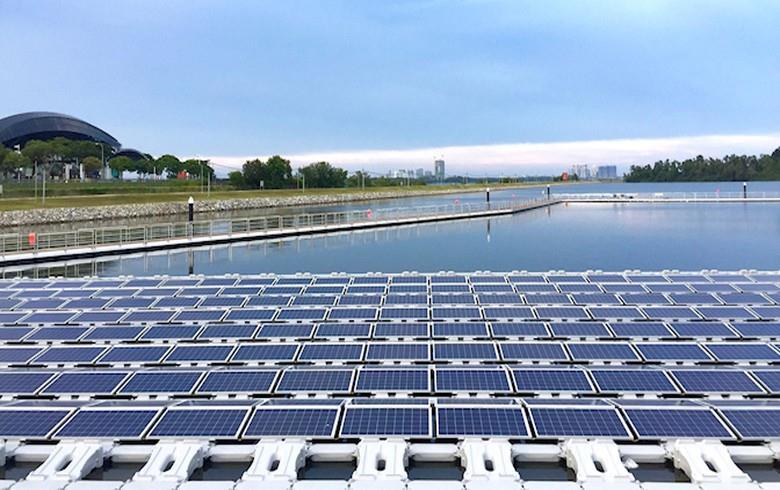 2019年全球浮式太阳能新增容量高达1.5吉瓦