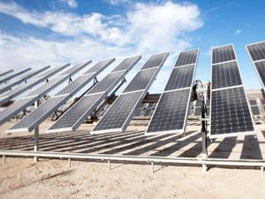 黑龙江在建容量最大的光伏电站顺利并网发电