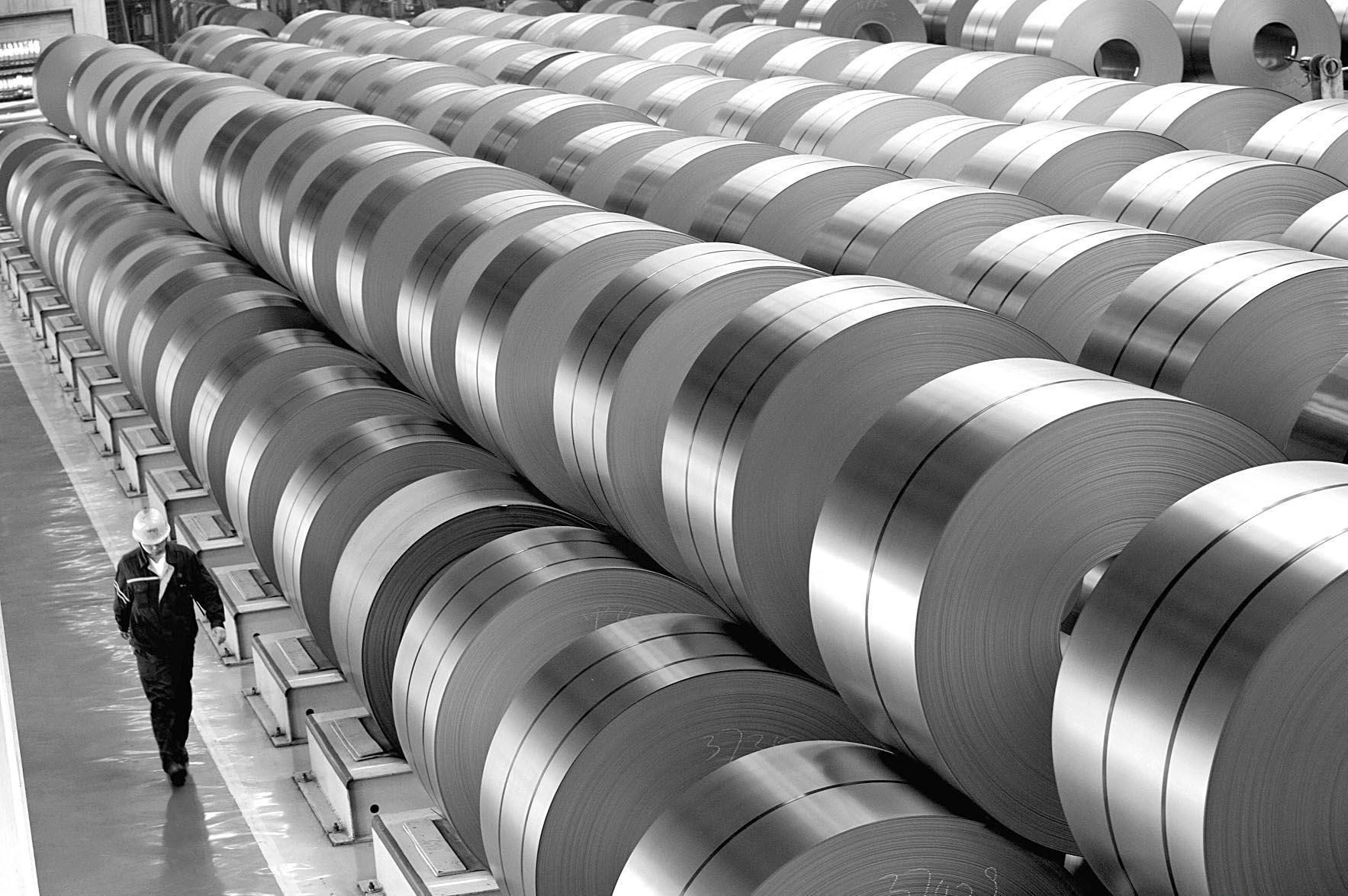 商务部:欧盟对中国热轧钢板桩反倾销损害中欧贸易