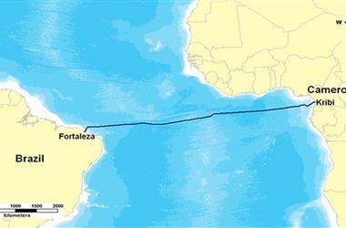 首条非洲-南美洲直连海底光缆系统拟于9月完工