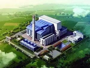 山东广饶县生活垃圾焚烧发电项目2020年6月份正式运行