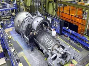 我国首台国产海上平台用燃气轮机发电机组出厂交验