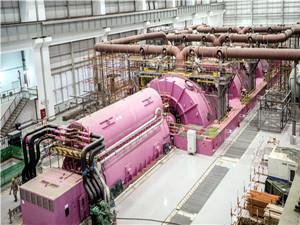 哈电汽轮机公司自主研发的核电汽轮机运行平稳