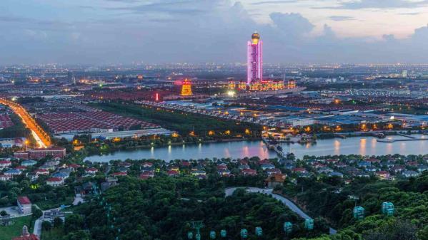 中国企业将扶持科技创新视为规避风险的途径