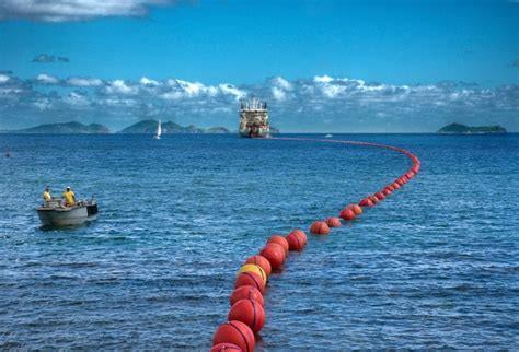 中国广东至美国旧金山海底光缆系统拟于7月开建