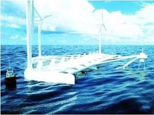 中国船企将为英国制造新型专业海上风电运维船