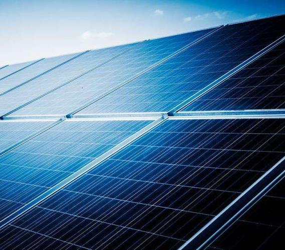 江华在建光伏发电站6月底将全部建成并网发电