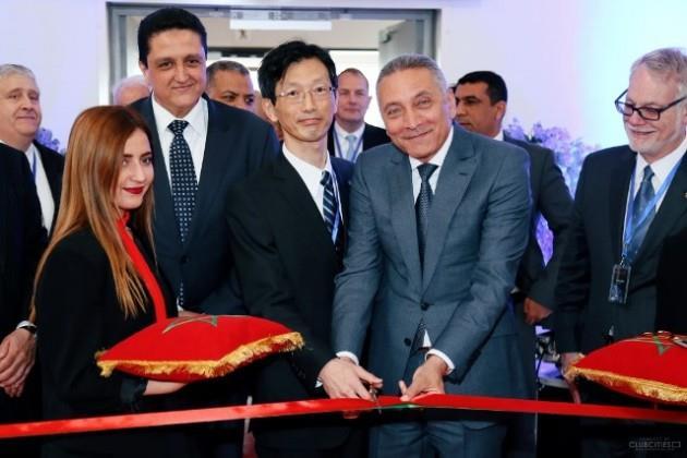古河电工非洲首家光缆厂在摩洛哥投产