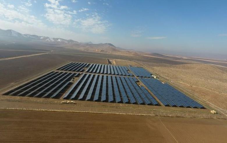 中钢集团与意大利公司将合建伊朗1吉瓦太阳能园区