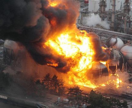 美国发生天然气爆炸造成1死多伤