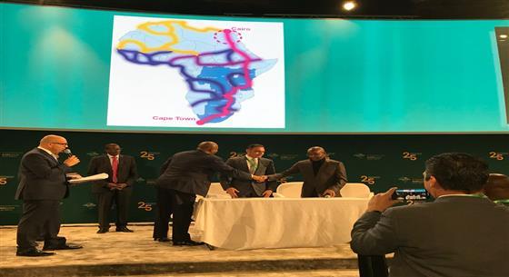 首条开普敦-开罗陆地光纤网络即将建成