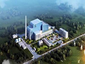 安徽蚌阜五河县生活垃圾焚烧发电项目将于年底竣工