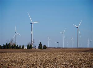 中美能源将开始新风电场项目建设