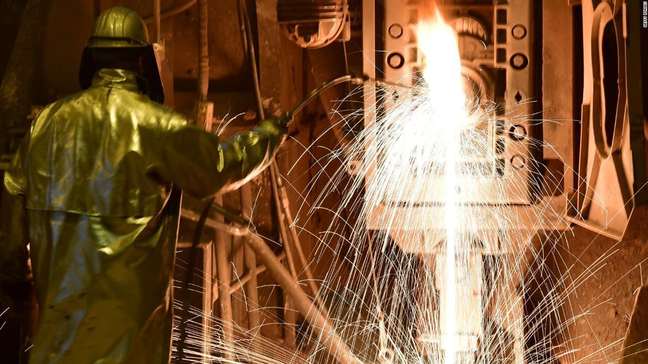 壳牌和雪佛龙获得美国关于部分钢铁进口税豁免权