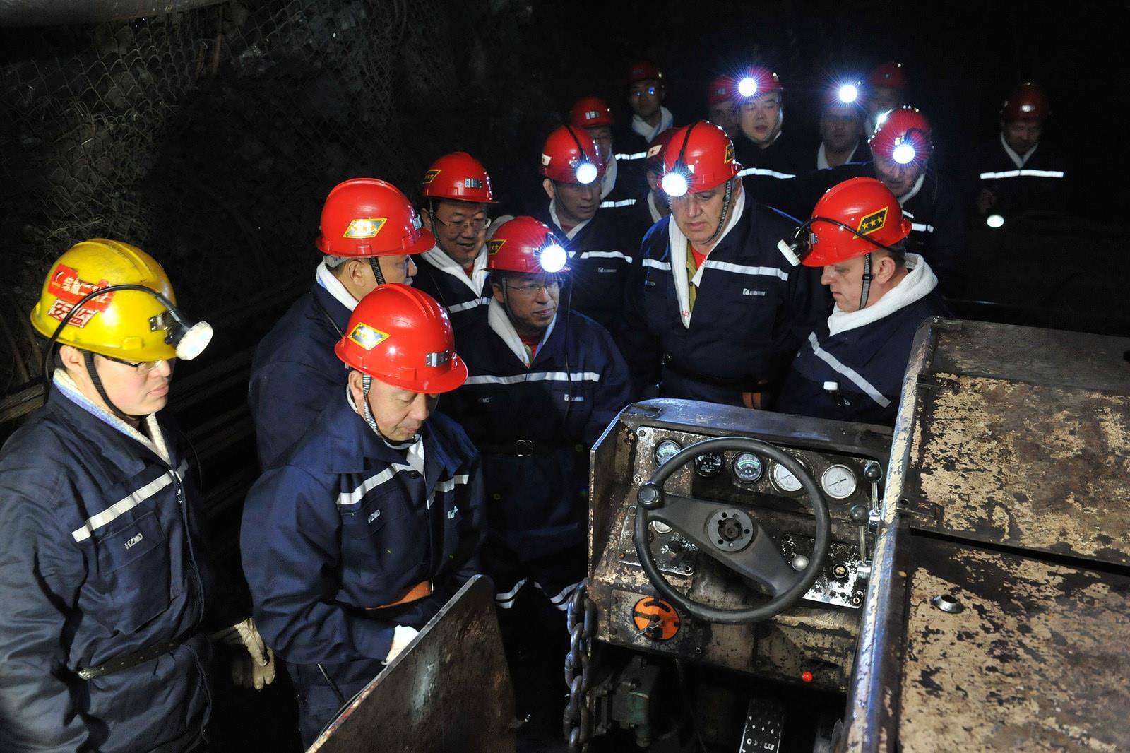 格鲁吉亚发生煤矿爆炸 已致4人死亡 6人受伤