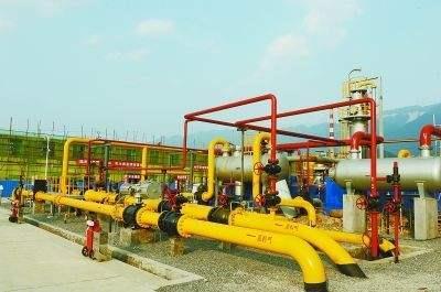 江汉油田负责的页岩气能源行业标准达国内先进水平