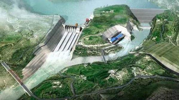 """""""宜兴制造""""助力中巴经济走廊首个水电项目"""
