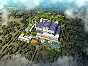 湖北荆门将新建一座3A级公园式生活垃圾焚烧发电厂