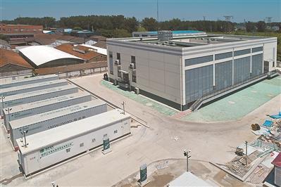 国内规模最大的电池储能电站项目并网投运