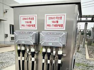 冀北首个220kV全类型就地化变电站正式投运18天