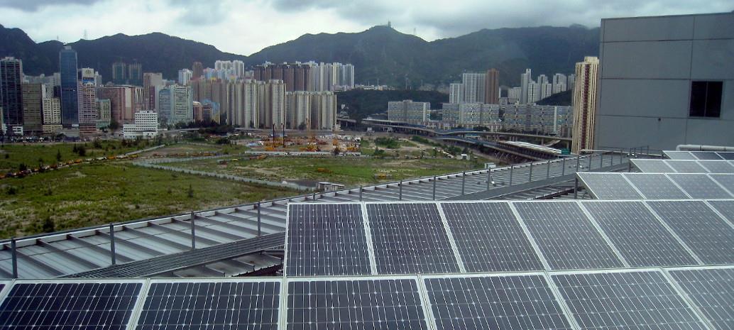 香港启动光伏上网电价补贴计划