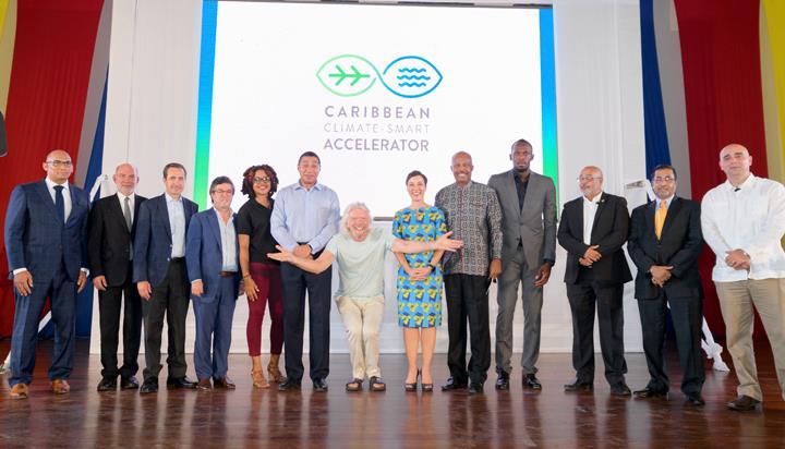 加勒比地区旨在成为全球第一个气候智能区域