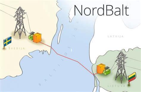 立陶宛-瑞典海底电缆NordBalt将暂停运营2个半月