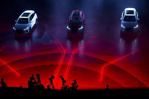 比亚迪已向曼谷交付101辆电动汽车