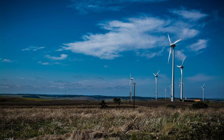 2018年上半年巴西风力发电量同比增16%