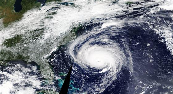 飓风佛罗伦萨登陆 美国东部超50万人停电