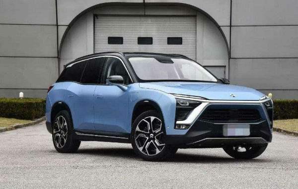 蔚来汽车:中国汽车产业的机遇在于换道先跑
