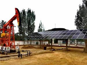 陕西延安20KW分布式能源站成功并网发电